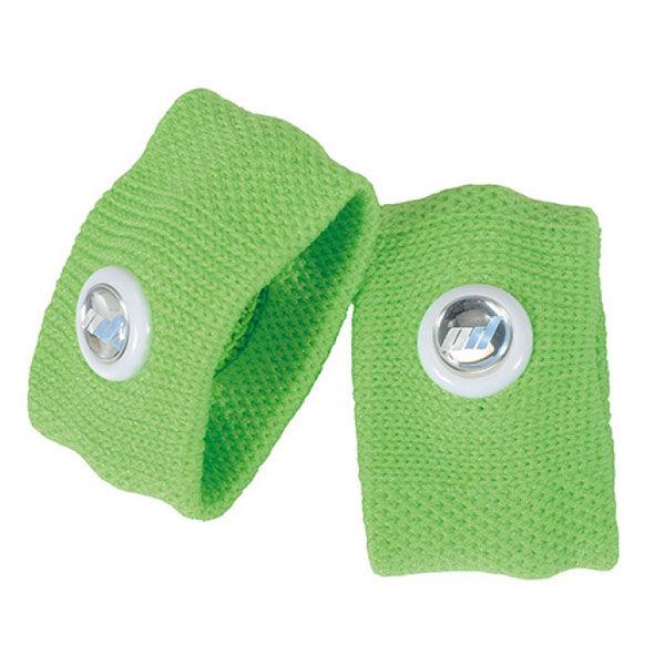 Pharmavoyage Paire de Bracelets Anti-nausées Vert Taille S
