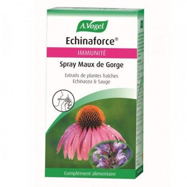 A.Vogel Echinaforce Immunité Spray Maux de Gorge 30ml