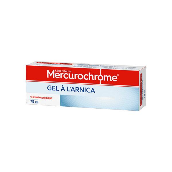 Mercurochrome Gel à l'Arnica 75ml