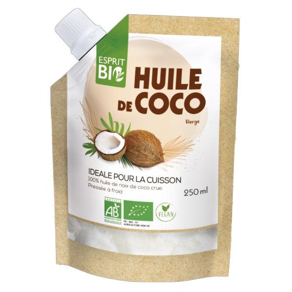 Esprit Bio Huile de Coco Bio 250ml
