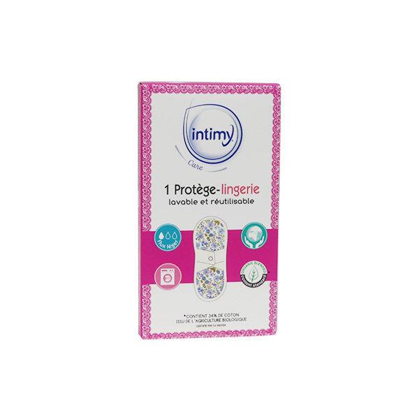 Intimy 1 Protège-Lingerie Lavable et Réutilisable