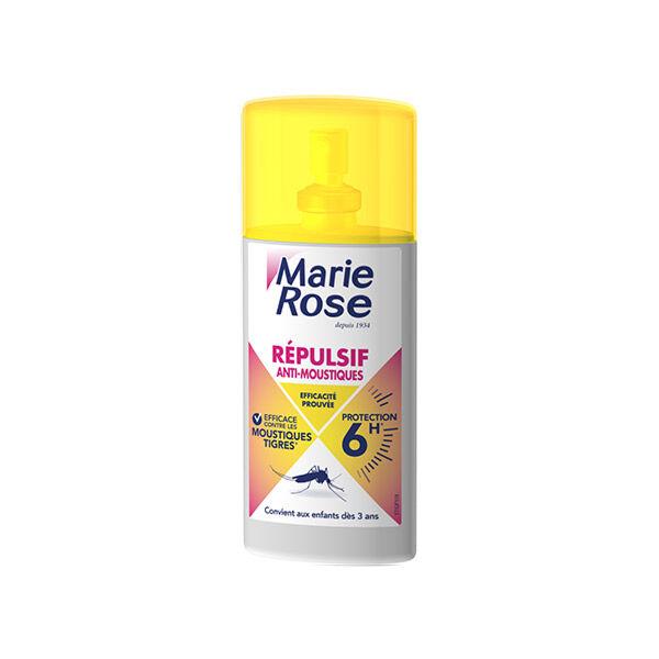 Marie Rose Spray Répulsif Anti-Moustiques 100ml
