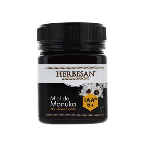 Herbesan Miel de Manuka IAA5+ 250g