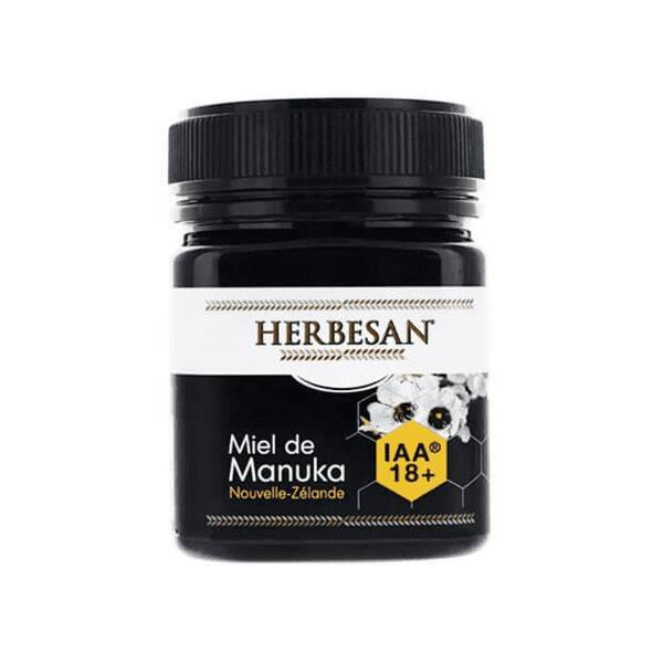 Herbesan Miel de Manuka IAA18+ 250g
