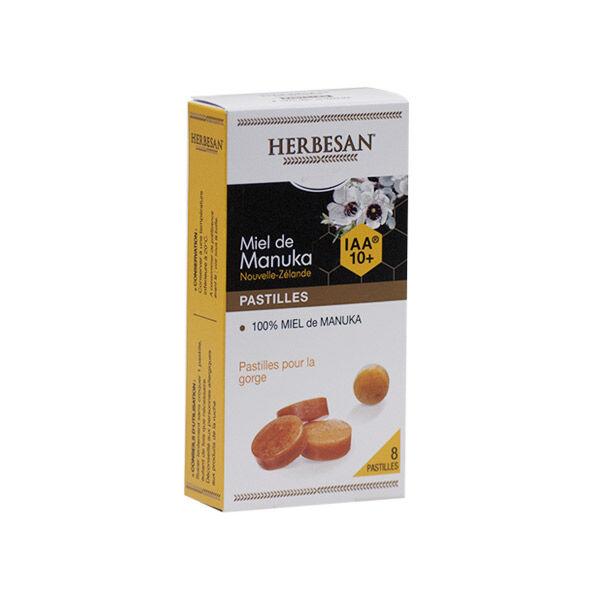 Herbesan Miel de Manuka IAA10+ Pastilles 20g