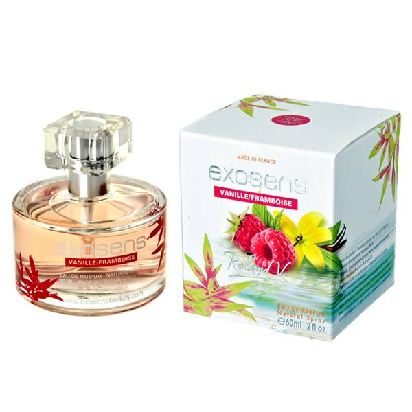 Exosens Eau de Parfum Vanille Framboise 60ml