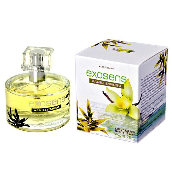 Exosens Eau de Parfum Vanille Musc 60ml