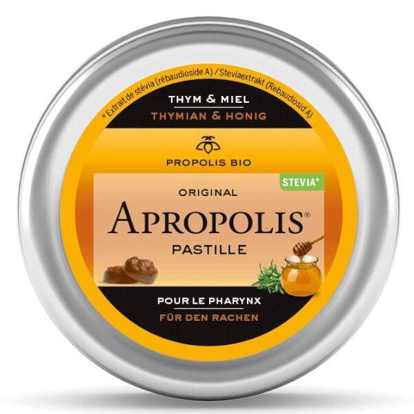 Lemon Pharma Apropolis Pastilles Miel et Thym Bio 40g