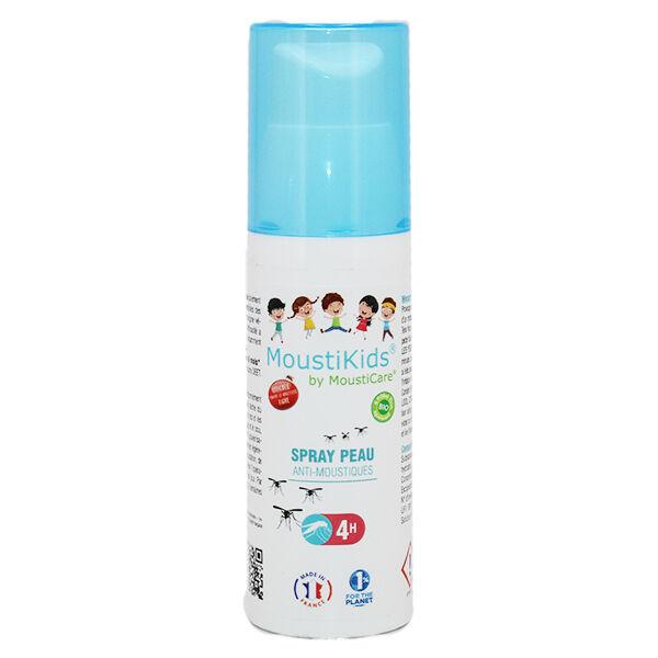 Mousticare MoustiKids Spray Peau Anti-Moustiques Enfant 30ml
