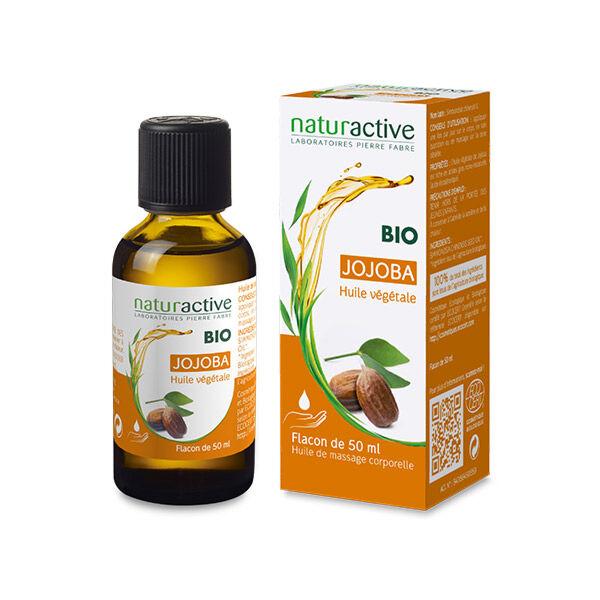 Naturactive Huile Végétale Bio Jojoba 50ml