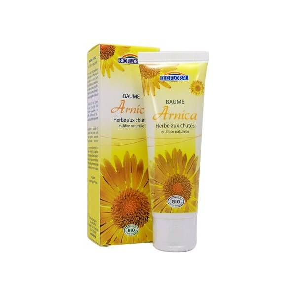 Biofloral Baume Arnica et Silice Tube 50ml