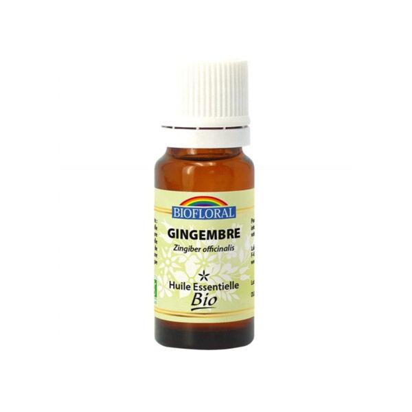 Biofloral Huile Essentielle Bio Gingembre 10ml