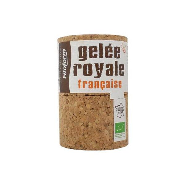 Fitoform Gelée Royale Française Fraîche d'Isère Bio Ab Ecocert 10g