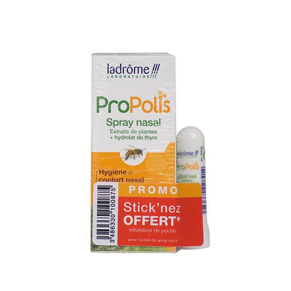 Ladrome Propolis Spray Nasal 30ml + Stick Nez Offert