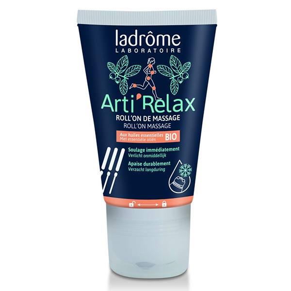 Ladrôme Arti'Relax Roll'On Massage Bio 100ml