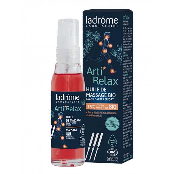 Ladrome Ladrôme Arti'Relax Bio Huile de Massage 50ml