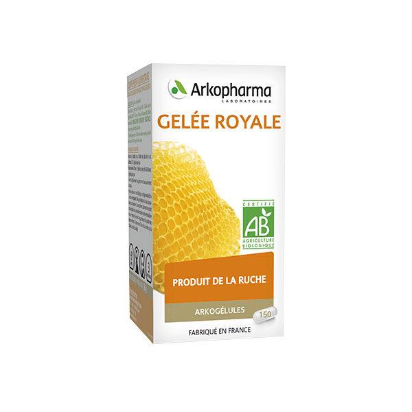 Arkogélules Gelée Royale Bio 150 gélules