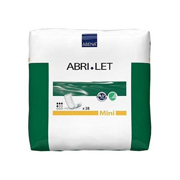 Abena Abri-Let Couche Mini 500ml 28 unités
