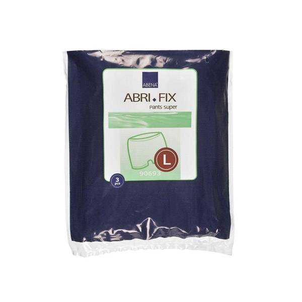 Abena Abri-Fix Slips de Maintien Pants Super L 3 unités