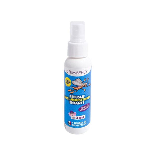 Dermaphex Répulsif Anti-Moustiques Enfants 100ml