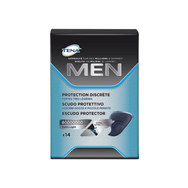 Tena Men Extra Light 14 protections