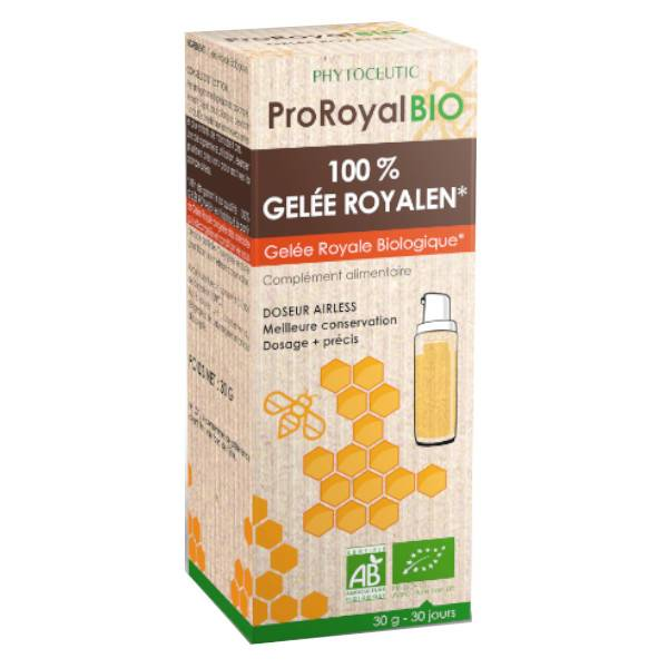 Pro Royal Gelée Royale Airless Bio 30g