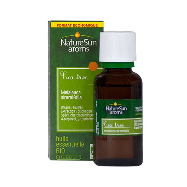 NatureSun Aroms Huile Essentielle Bio Tea Tree 30ml