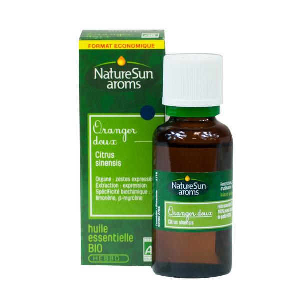 NatureSun Aroms Huile Essentielle Bio Oranger Doux 30ml