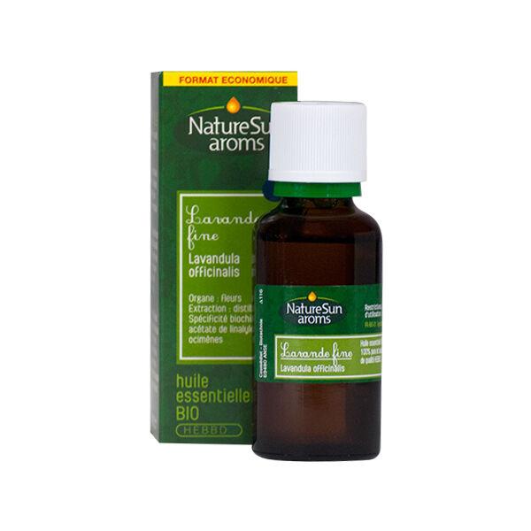 NatureSun Aroms Huile Essentielle Bio Lavande Fine 30ml