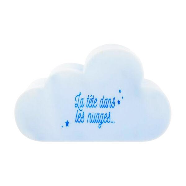 Lysse Baby Veilleuse Nuage Bleu 15 x 25 x 12cm