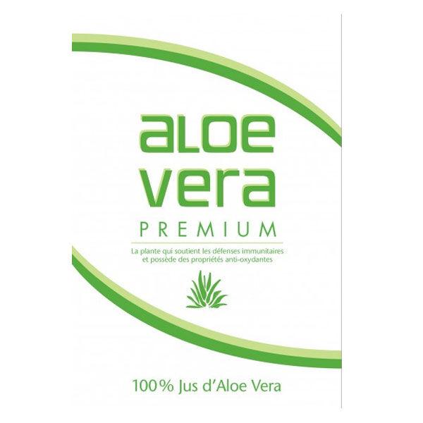 Delatex Aloe Vera Jus Premium 10 ampoules