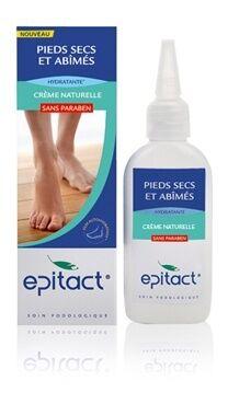 Epitact Crème Hydratante Pieds Secs et Abimés 75ml