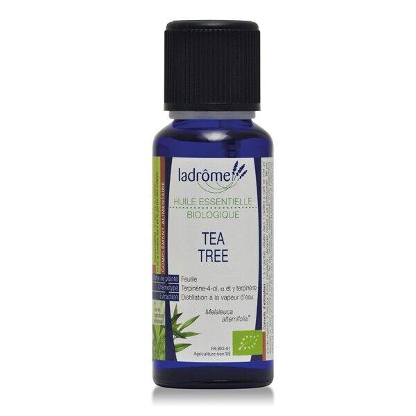 Ladrôme Huile Essentielle BIO Tea Tree 30ml