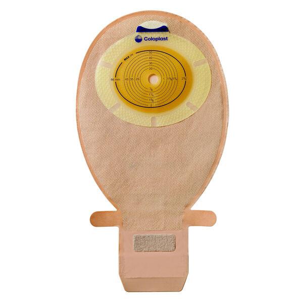 Coloplast Sensura Poche Vidable Mini Opaque 10mm 50 Unités