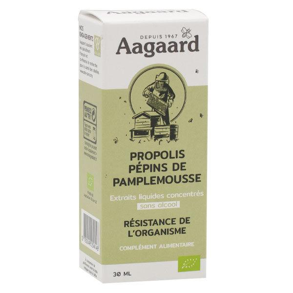 Aagaard Propolis Gouttes Propolis + EPP 30ml