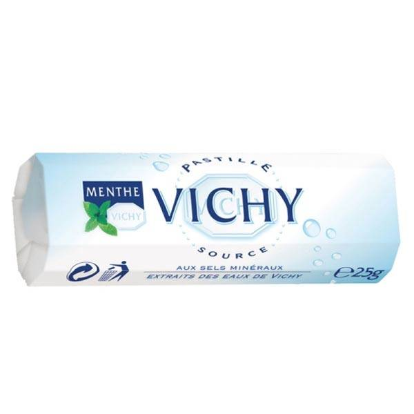 Vichy Pastilles Menthe 25g