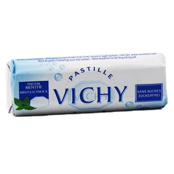 Vichy Pastilles Menthe Sans Sucre 19g
