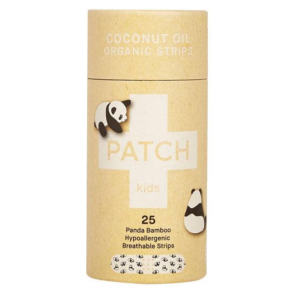 Patch Pansement Adhésif Bambou Enfants Huile de Coco 25 unités
