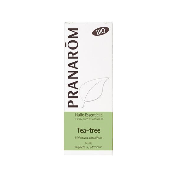 Pranarom Huile Essentielle Bio Tea Tree 10ml