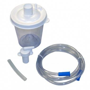Kit Bocal Patient VacuAide®