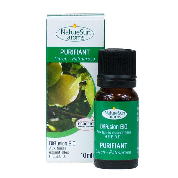 NatureSun Aroms Complexe Diffusion Bio Purifiant 10ml