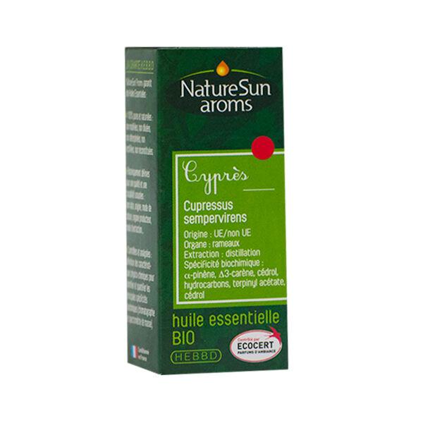 NatureSun Aroms Huile Essentielle Bio Cypres 10ml
