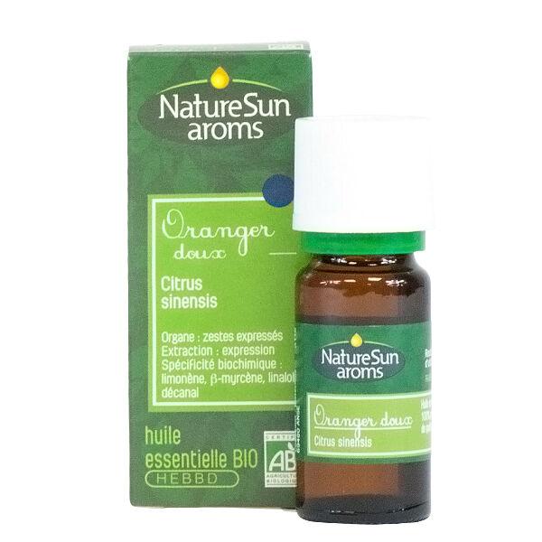 NatureSun Aroms Huile Essentielle Bio Oranger Doux 10ml