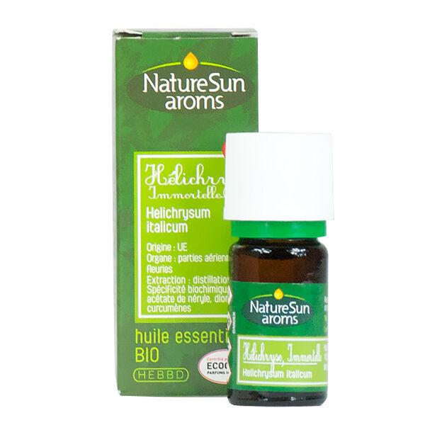 NatureSun Aroms Huile Essentielle Bio Helichryse / Immortelle 5ml