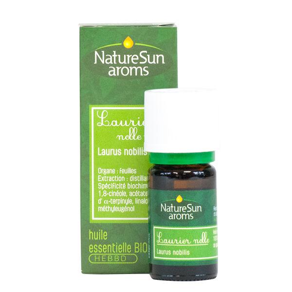 NatureSun Aroms Huile Essentielle Bio Laurier Noble 5ml