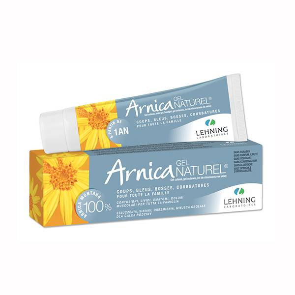 Lehning Gel Arnica Naturel 50g