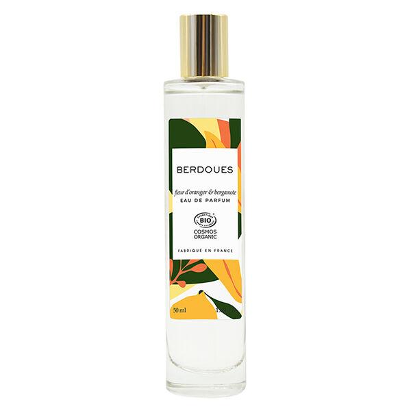 Berdoues 1902 Eau de Parfum Fleur d'Oranger & Bergamote Bio 50ml