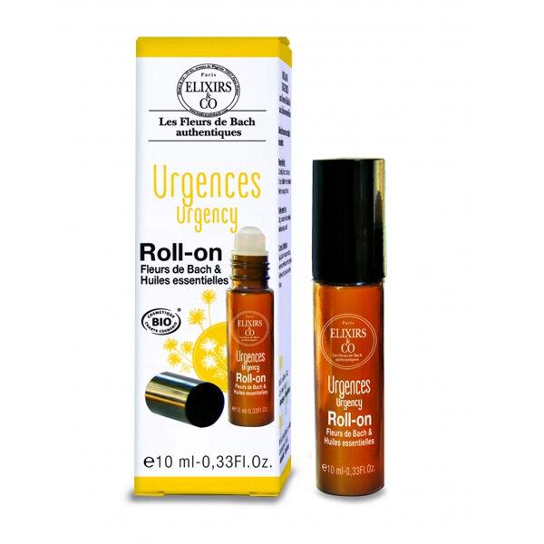 Elixirs & Co Roll-on Urgences 10ml