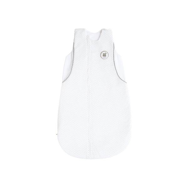 Candide Douillette Fresh Blanc Étoiles 90cm