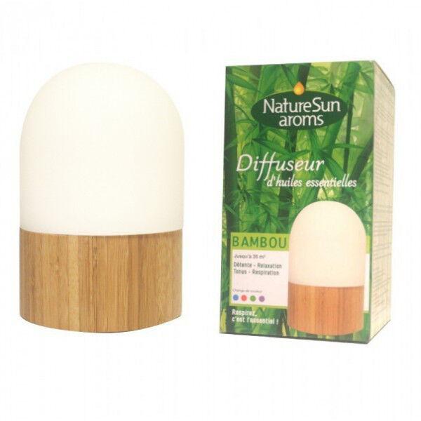 NatureSun Aroms Diffuseur Bambou